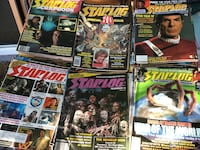 Starlog Collectibles Magazines Manassas Park, 20111