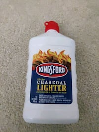 FIVE 32 floz bottles of Kingsford Charcoal lighter Springfield, 22150