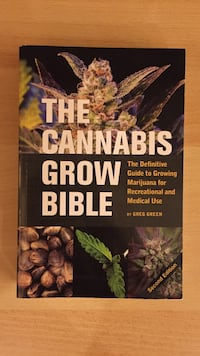 The Cannabis Grow Bible Lecce