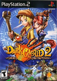 Dark Cloud 2 Ps2 Spruce Grove, T7X 0T7