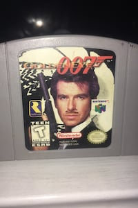 N64 Golden Eye 007 Calgary, T2Y 2L5
