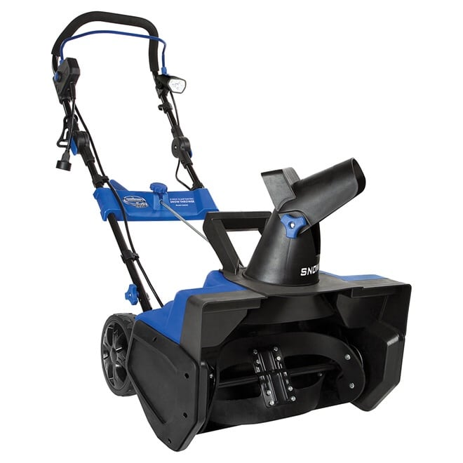 Snow joe 15 amp snow blower
