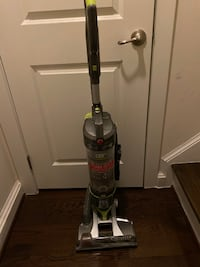 Hoover Vacuum Cleaner Air Steerable WindTunnel Bagless Lightweight Corded Upright Herndon