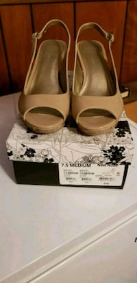"""Women's CL by Laundry Shoes s7.5 3 1/2"""" Heels Jacksonville, 32217"""