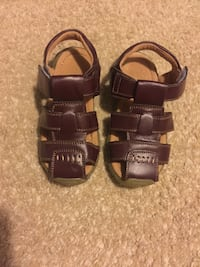 Kids Leather Sandal SZ 13 Ocean Springs, 39564