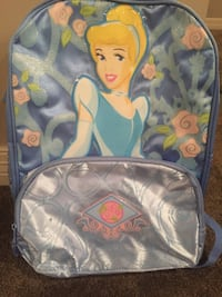 Cinderella backpack new without tags $11.00 Omaha, 68130