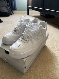 AIRFORCE 1 '07 size 10 Vancouver, 98685