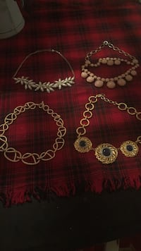 Costume jewelry all for 40.00 Middlesex, 27557