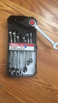 Hyper Tough 7 Pc Metric Set Ratchet  Wrenches West Pittston, 18643