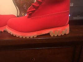 Women timberlands custom