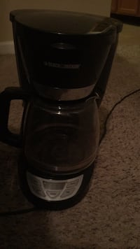 Black decker coffee pot  Greensboro, 27401