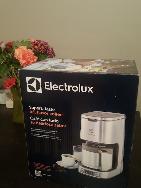 Brand new thermal coffee maker