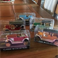 Correctors classic car collection 5kinds Istanbul