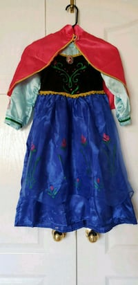 blue and red floral dress Vaughan, L4H 2L3