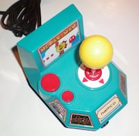 Ms PacMan Namco Plug And Play TV Game