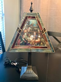 Nativity table lamp. LOOKING TO MOVE THESE ITEMS. MAKE ME A REASONABLE OFFER. CROSS POSTED.  Land O Lakes, 34639