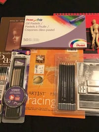 Assorted Art Supplies Frederick, 21701