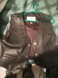 boys leather vest Newton, 50208
