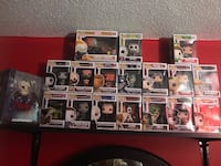 Assorted funkos  Windsor, N8T 3A3