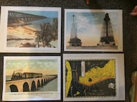 Variety of frames and prints Windsor Mill, 21244