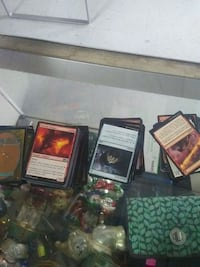Assorted mtg magic the gathering cards Winchester, 40391