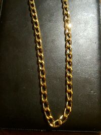 Gold necklace Waipahu, 96797