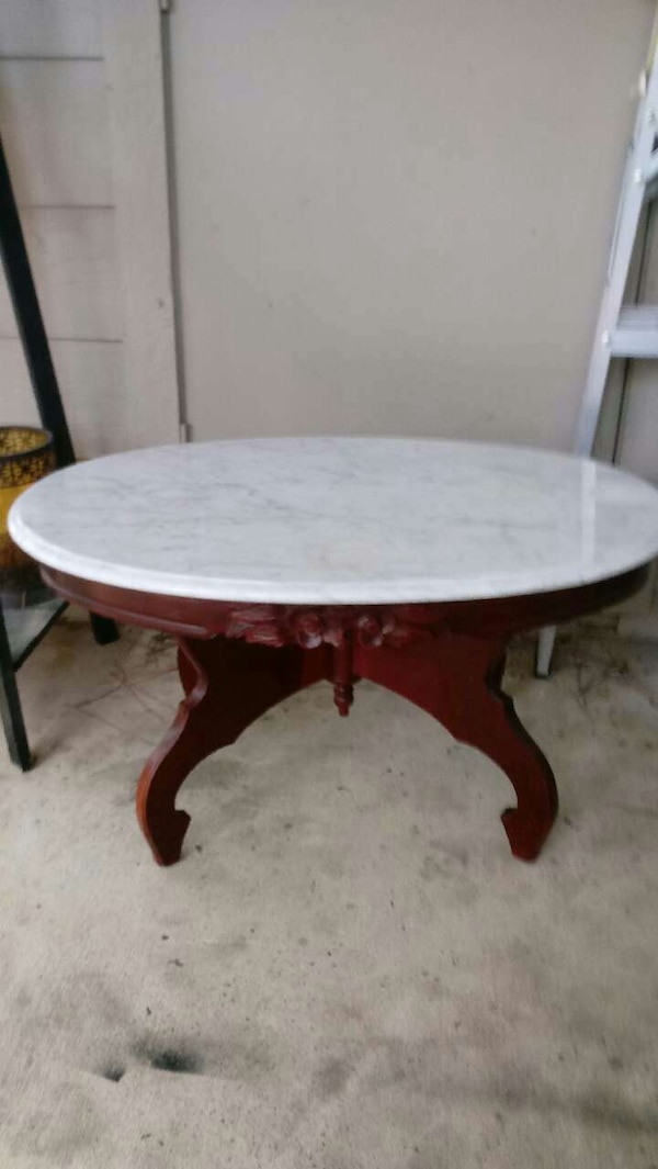 Pleasant Used Marble Top Coffee Table Rascalartsnyc Caraccident5 Cool Chair Designs And Ideas Caraccident5Info