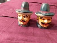 *COLLECTABLE* VINTAGE salt and pepper shakers Chilliwack, V2R 0E7