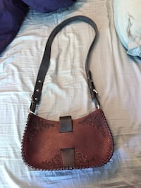 Hand made leather purse Edmonton, T5A 4K4