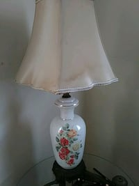 Antique mother of pearl lamp Tuscumbia, 35674