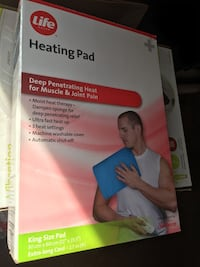 Brand New in Box Heating pad Swipe Up for other photo Barrie, L4N 1G6