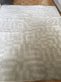 white and gray area rug Toronto, M2K