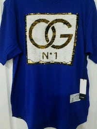 Men Reversible Custom O.G Tee  Duncanville, 75137