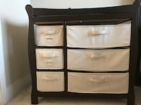 Changing table with drawers! Gaithersburg, 20877