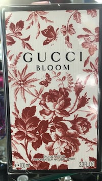 White and red floral textile McAllen, 78501