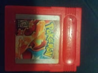 Pokemon Red gameBoy game Rochester, 14617