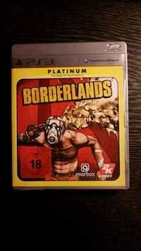 Playstation 3 Spiel - Borderlands