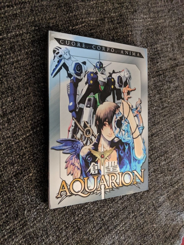 Aquarion DVD 2