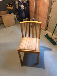 brown wooden windsor rocking chair Calgary, T2X 3G5