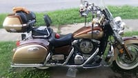 brown and gold cruiser motorcycle Corinth, 38834
