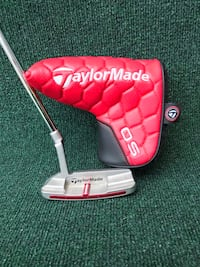 TaylorMade OS Daytona 12 Golf Putter with Super Stroke Grip Houston, 77064