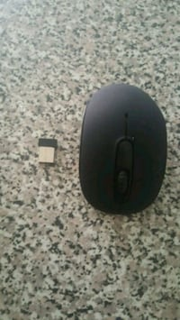 black wireless computer mouse Brampton, L6P 3M1