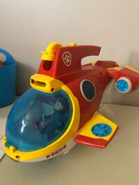 Toy air plane , very good condition