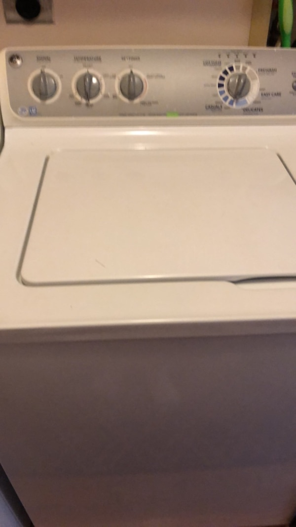 6 Years Old Ge Washer For 125 Both Dryer 225