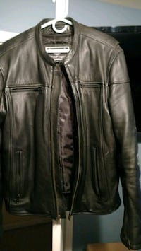 Leather biker jacket Martinsburg, 25405