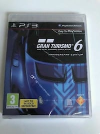 Gran Turismo 6 -- Anniversary Edition (Sony PlaySt