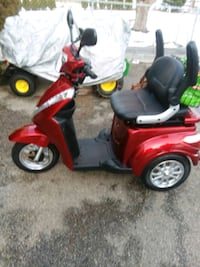 Adult electric mobility scooter ew-38 2020