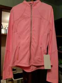 pink zip-up jacket Winnipeg, R2M 2B4