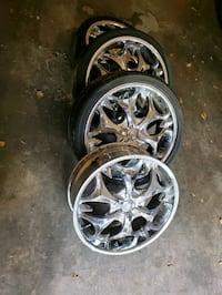 20 inch rims (correction) Jackson, 39211