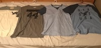 Assorted american eagle shirts Powell, 37849